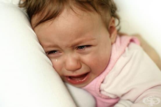 Не оставяйте бебето да се умори от плач - изображение