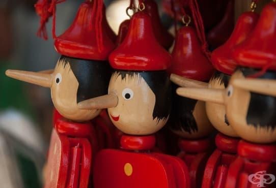 Съвет от психолога: как да разпознаете лъжеца - изображение