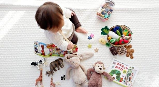 Психология на развитието: поява на постоянство на обекта при бебетата - изображение