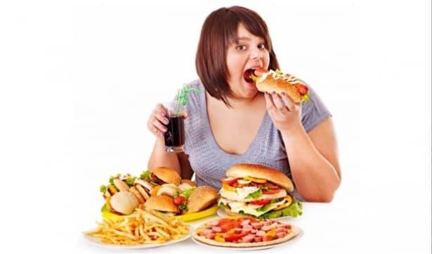 Натрапчиво преяждане със загуба на контрол в храненето  - изображение