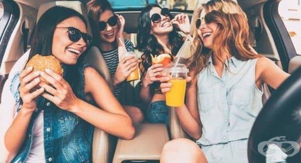 7 разлики между истинските и токсичните приятели - изображение