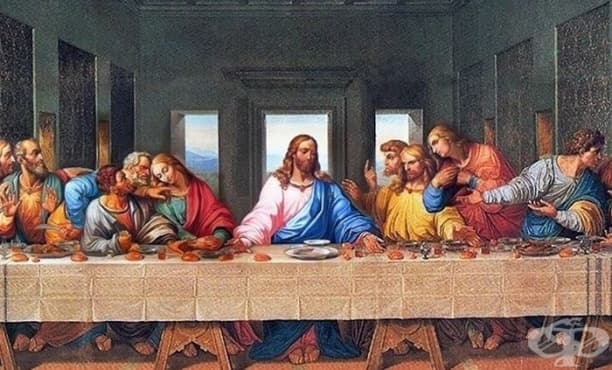 Притча за Тайната вечеря: Всичко живее в нас. И доброто и лошото - изображение