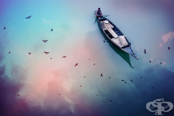 Притча за рибарите — каква е тайната на брака - изображение