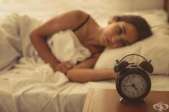 Самопомощ при безсъние и проблеми със съня - изображение
