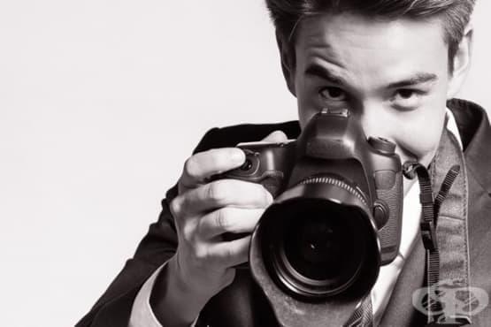 Психология на фотографията - изображение