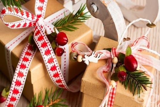 Психология на коледните подаръци - изображение