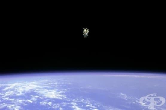 Психолозите проучват защо астронавтите са завладени от благоговение - изображение