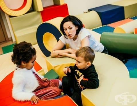 """Ваня Дункова за метода """"Психомоторика"""": чрез играта и движението децата се учат да овладяват най-доброто за тях в живота  - изображение"""