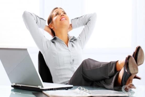 Работата и самочувствието ни имат неподозирана връзка - изображение