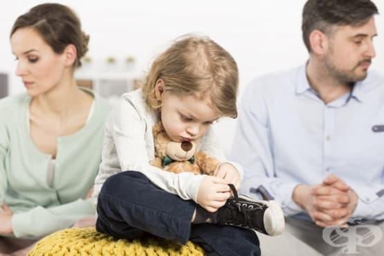Развод — как да съобщим на децата - изображение