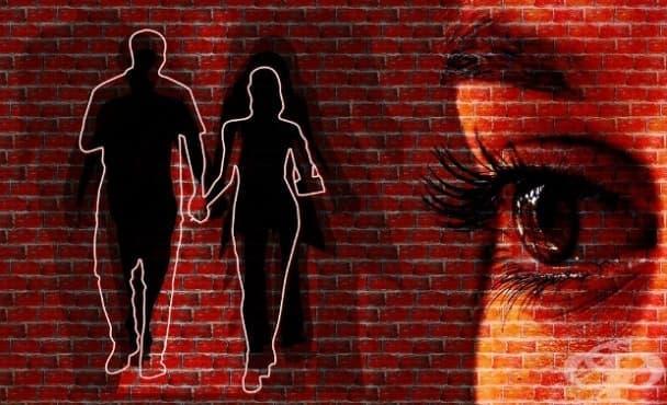 Изследване: ревността може да доведе до личностна промяна - изображение