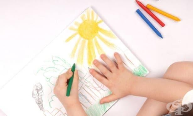 Заниманията с изкуство подобряват висшите функции на детския мозък - изображение