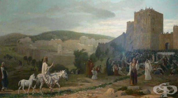 Синдромът на Йерусалим – ти ли си новият месия? - изображение