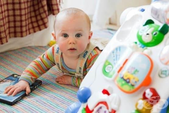 Специалистите доказаха — електронните играчки влияят негативно при развитие на говора - изображение