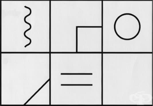 Проективен рисувателен тест на Вартег - изображение