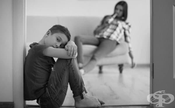 Травмата от бързото порастване при децата - изображение