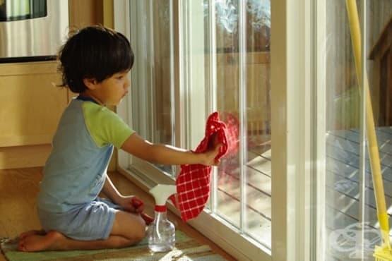 Трудовата дейност е полезна за децата, когато е съобразена с възрастта им - изображение