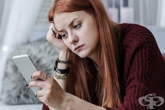 Твърде ранното използване на социални мрежи води до тревожност в момичетата - изображение