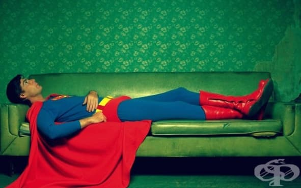 Смирението: Лек за уморени супергерои - изображение
