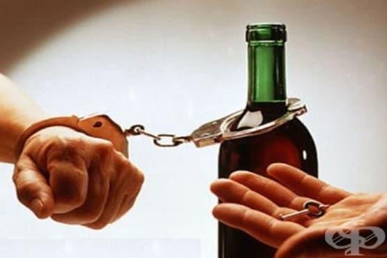 Учените изследват причините, поради които алкохолът е пристрастяващ - изображение