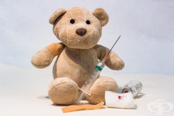 Как родителите могат да облекчат болката и тревожността от инжекции у детето  - изображение