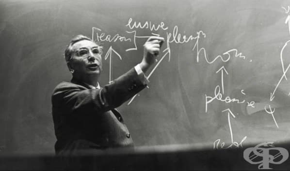 Човекът в търсене на смисъл: Виктор Франкъл - изображение