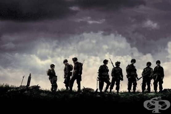 Военни конфликти и психология на мира  - изображение