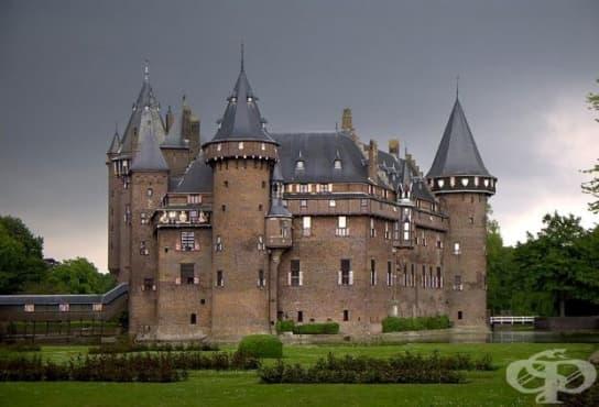 Замъкът: проективен личностен тест - изображение