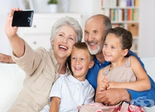 Защо бабите и дядовците глезят децата - изображение
