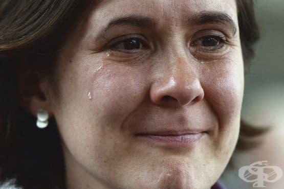 Защо плачем със сълзи на радост - изображение