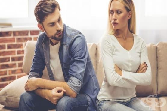 Защо в романтичните отношения по-малко секс се равнява на повече кавги - изображение