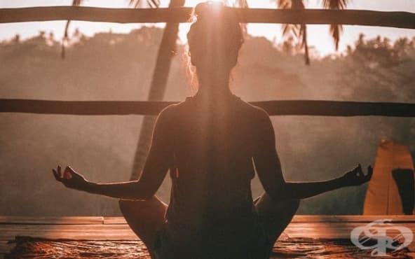 Помага ли осъзната медитация при хронична болка - изображение