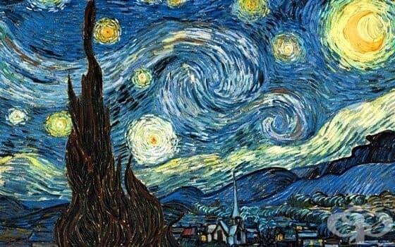 Винсент Ван Гог и силата на синестезията в изкуството - изображение