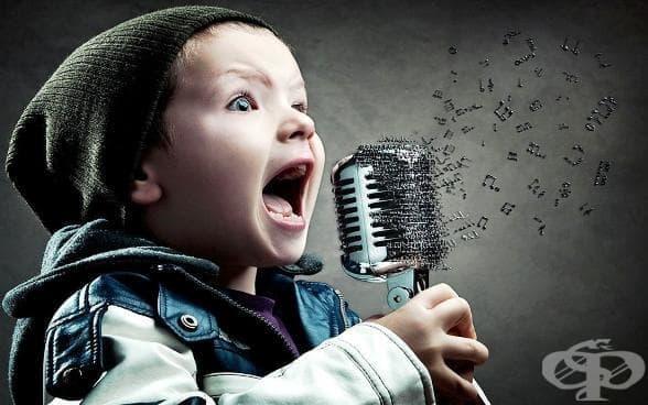 Детски глас - особености и проблеми - изображение