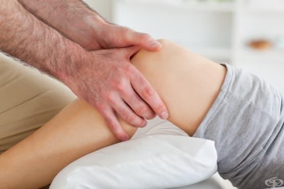 Физиотерапията е по-добрият вариант за страдащите от дегенеративен колянен артрит - изображение