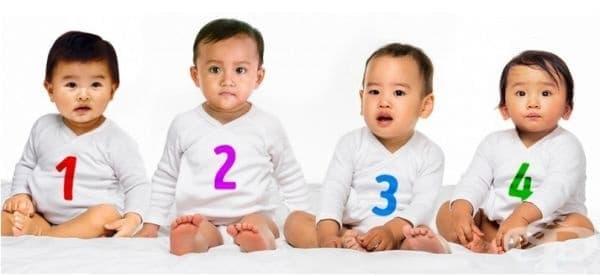 Посочете кое от тези бебета е момиче и ще разберете каква личност сте - изображение