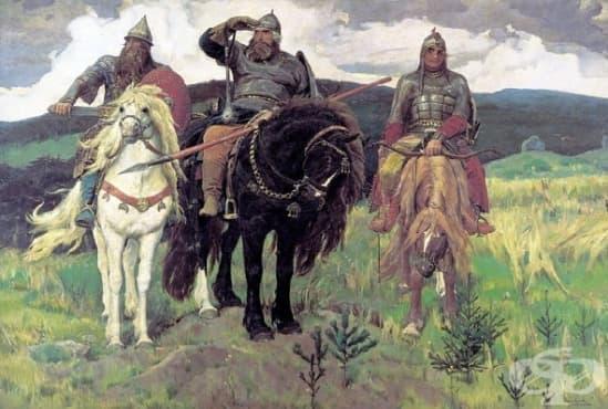 Колко знаете за славянската следа в европейската история? - изображение