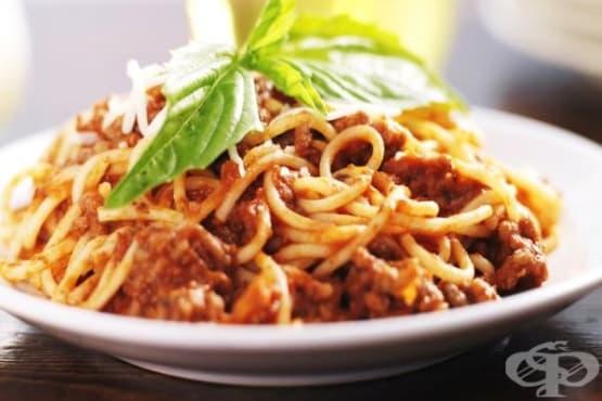 5 често допускани грешки при готвенето на паста - изображение