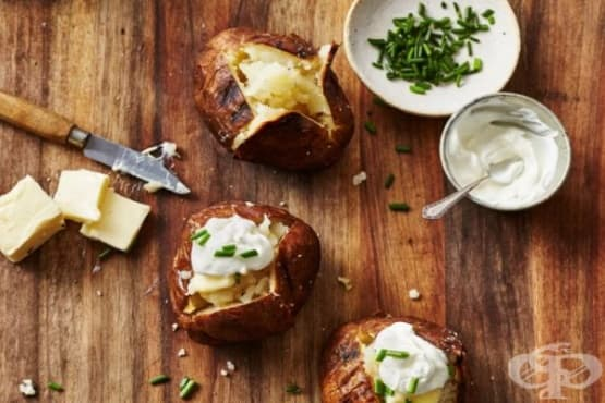 Как да направите перфектните пълнени картофи - изображение
