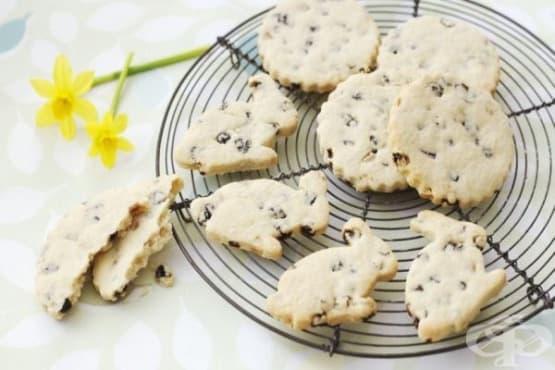 Бисквити със сушени плодове - изображение