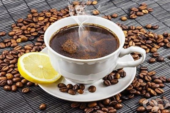 Кафе с чесън, мед и лимон - изображение