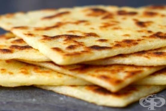 Картофени хлебчета на тиган - изображение