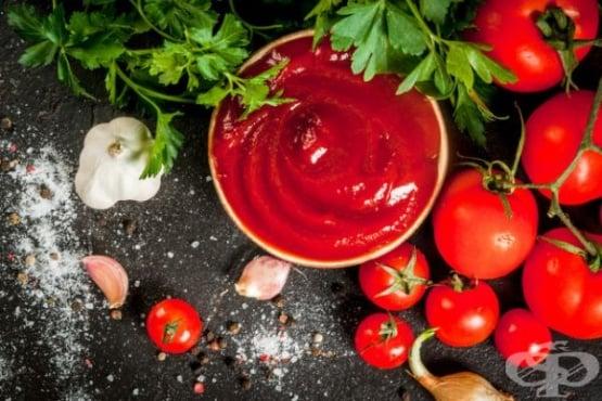 Рецепти за домашен ябълков кетчуп с канела - изображение