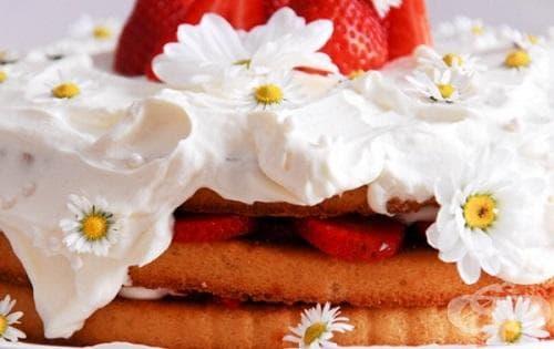 Флоралната кулинария или цветята, които се ядат - изображение
