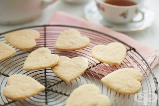 Хрупкави бисквитки без глутен - изображение