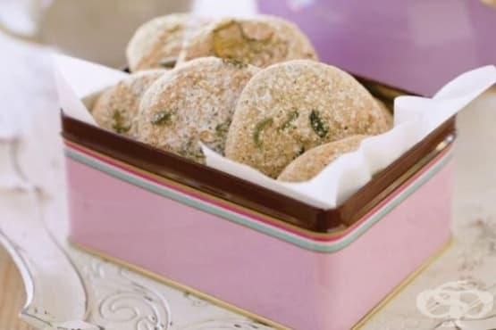Бисквити с шамфъстък - изображение