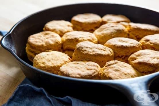 Бисквити с картофено пюре - изображение