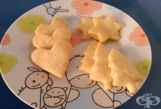 Бисквити в микровълнова - изображение