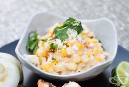 Царевична салата - изображение