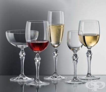 Чашите и правилната им употреба (Втора част) - изображение